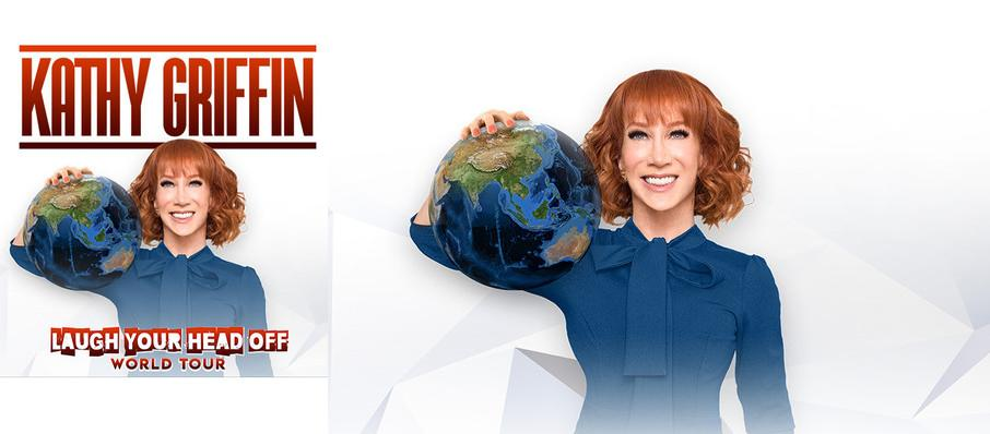Kathy Griffin at Bob Carr Theater at Dr Phillips Center