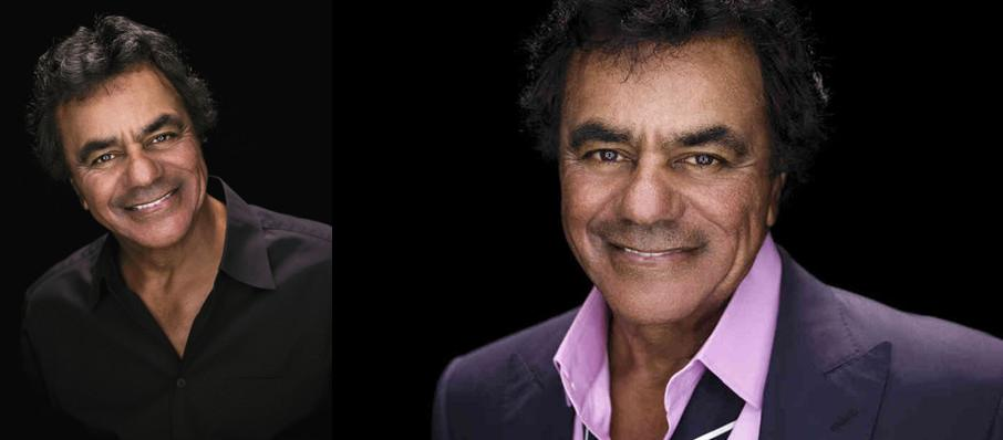 Johnny Mathis at Walt Disney Theater