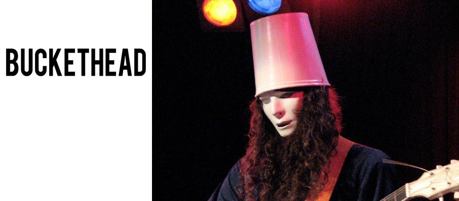 Buckethead at House of Blues