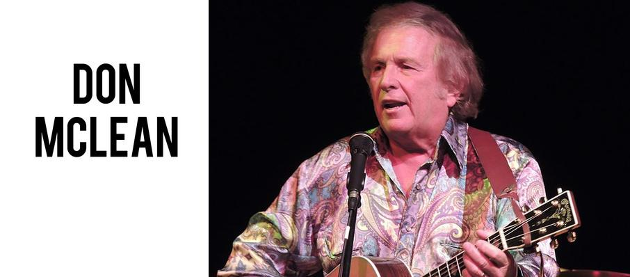 Don McLean at Space Coast Daily Park