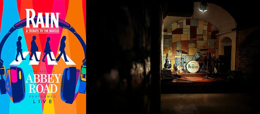 Rain - A Tribute to the Beatles at Walt Disney Theater
