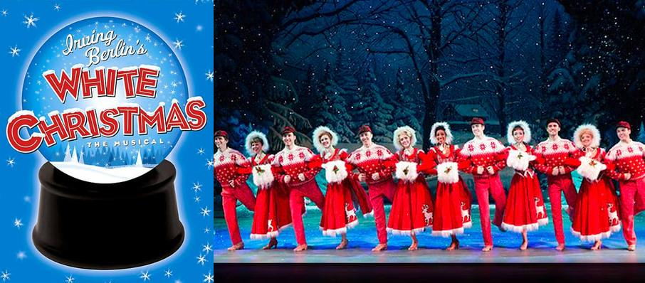 Irving Berlin's White Christmas at Walt Disney Theater