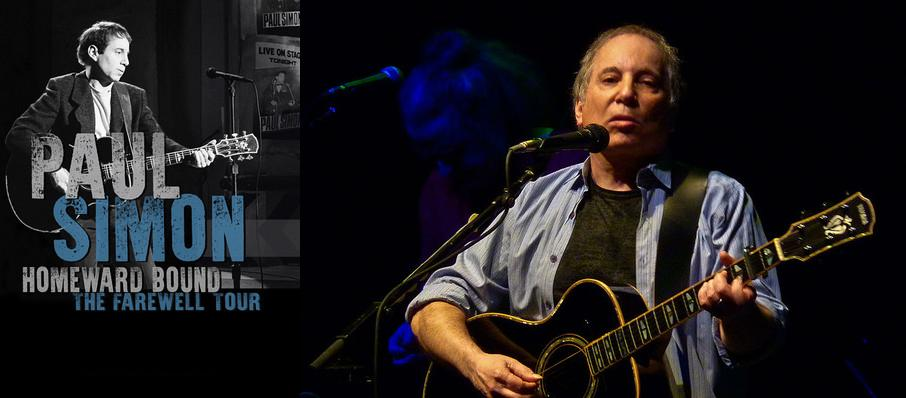 Paul Simon at Amway Center