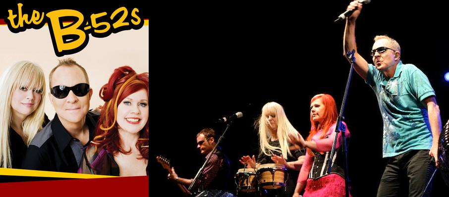 The B-52s at Hard Rock Live