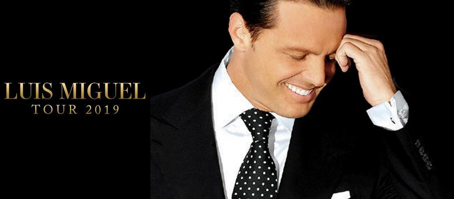 Luis Miguel at Amway Center