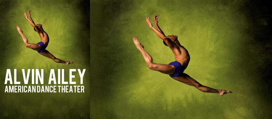 Alvin Ailey American Dance Theater at Walt Disney Theater
