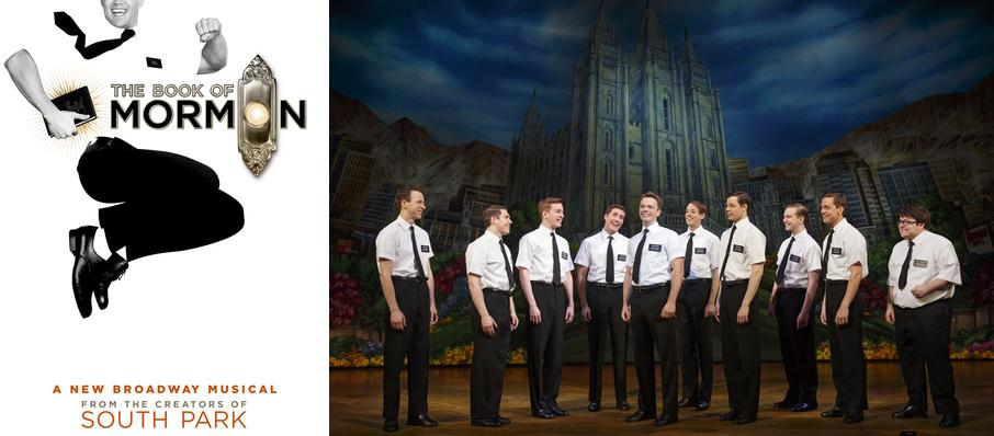 The Book of Mormon at Walt Disney Theater