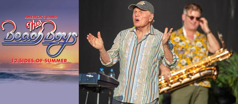 Beach Boys at Walt Disney Theater