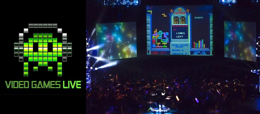 Video Games Live at Hard Rock Live