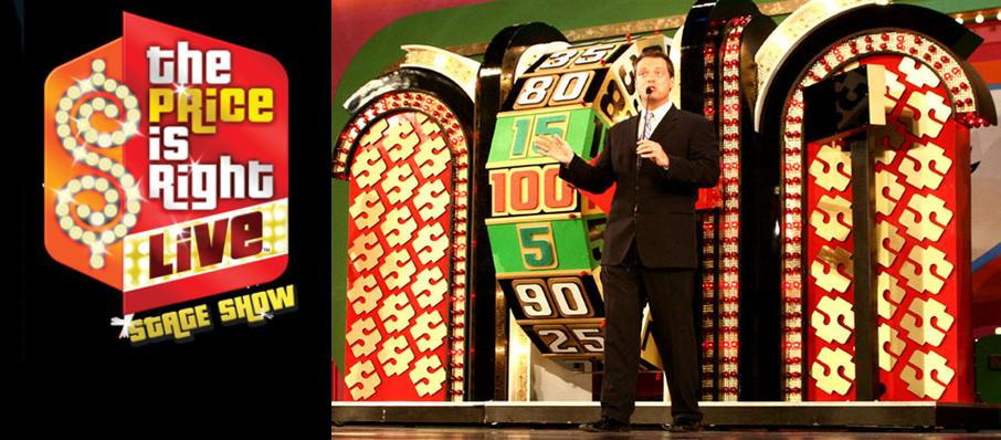 The Price Is Right - Live Stage Show at Bob Carr Theater at Dr Phillips Center