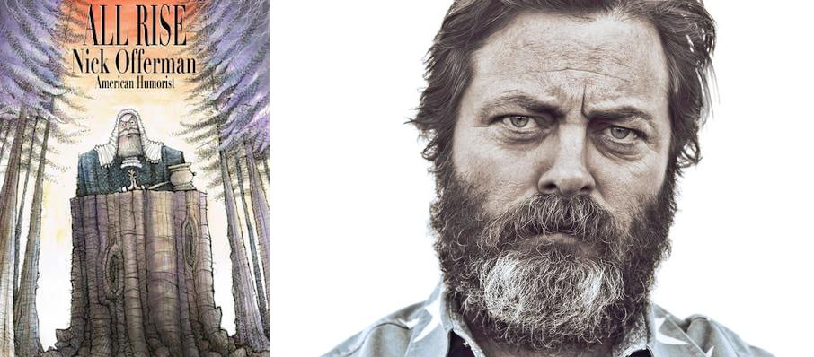 Nick Offerman at Hard Rock Live