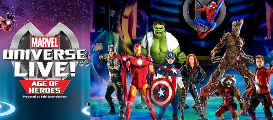 Marvel Universe Live! at Amway Center