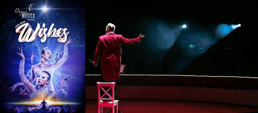 Cirque Musica at Amway Center