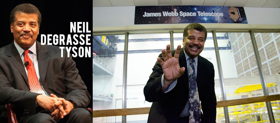Neil DeGrasse Tyson at Bob Carr Theater at Dr Phillips Center