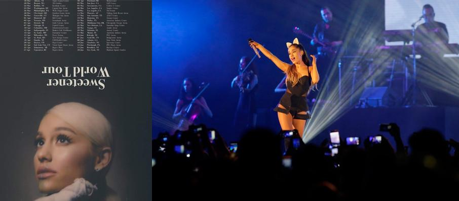 Ariana Grande at Amway Center