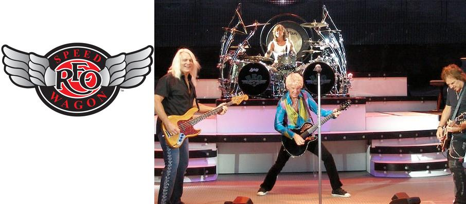 REO Speedwagon at Hard Rock Live