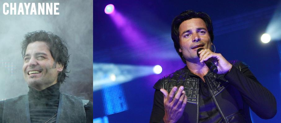 Chayanne at Amway Center
