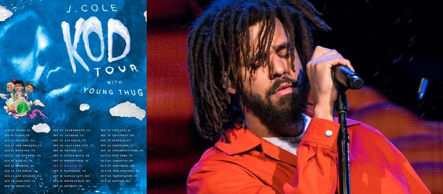 J. Cole at Amway Center