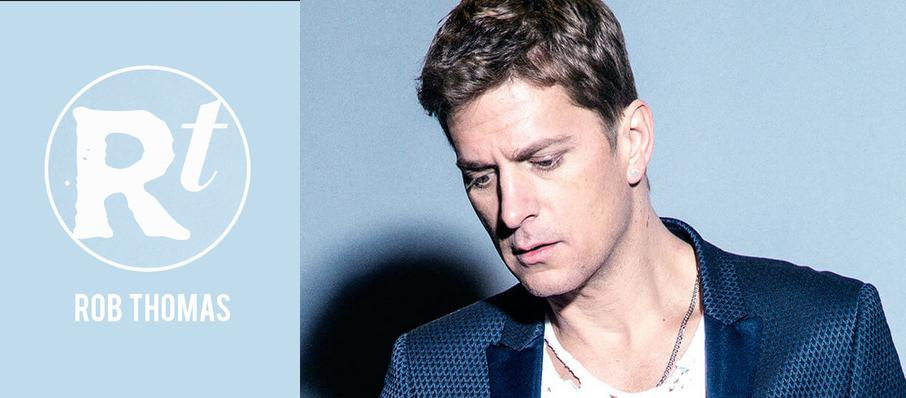 Rob Thomas at Hard Rock Live