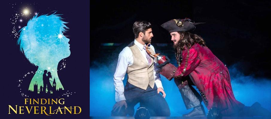 Finding Neverland at Walt Disney Theater