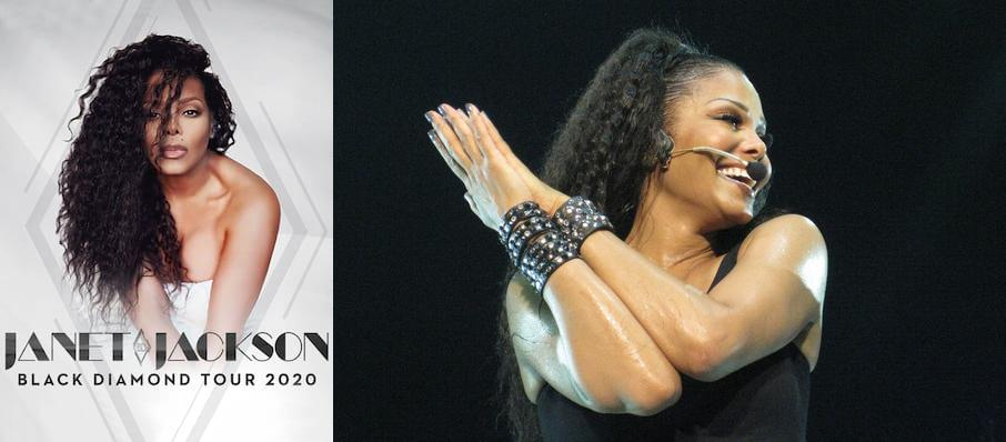 Janet Jackson at Amway Center