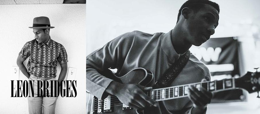 Leon Bridges at House of Blues