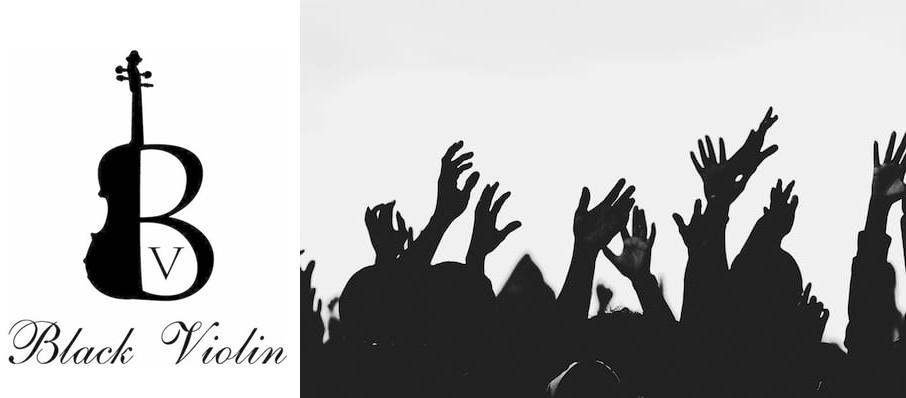 Black Violin at Alexis & Jim Pugh Theater