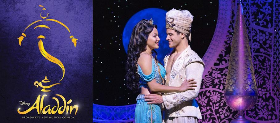 Aladdin at Walt Disney Theater