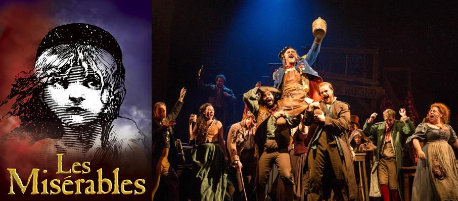 Les Miserables at Walt Disney Theater