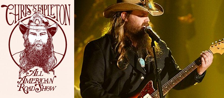 Chris Stapleton at Amway Center