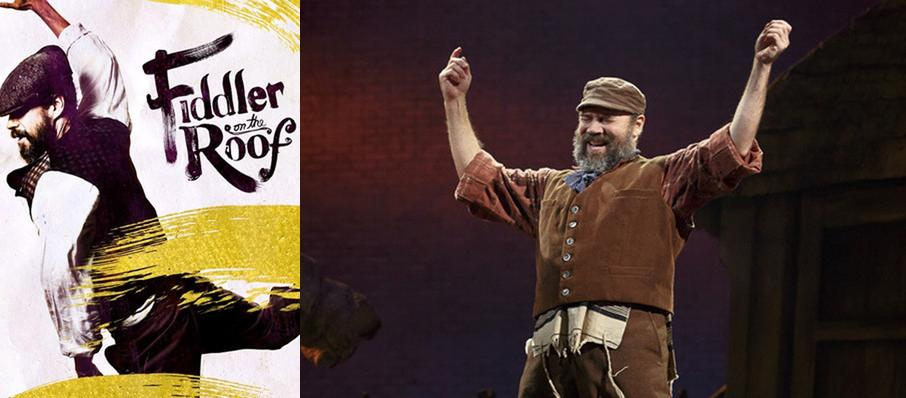 Fiddler on the Roof at Walt Disney Theater