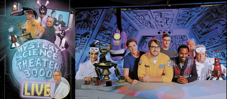 Mystery Science Theater 3000 Live at Hard Rock Live