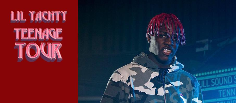 Lil Yachty at Hard Rock Live