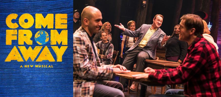 Come From Away at Walt Disney Theater