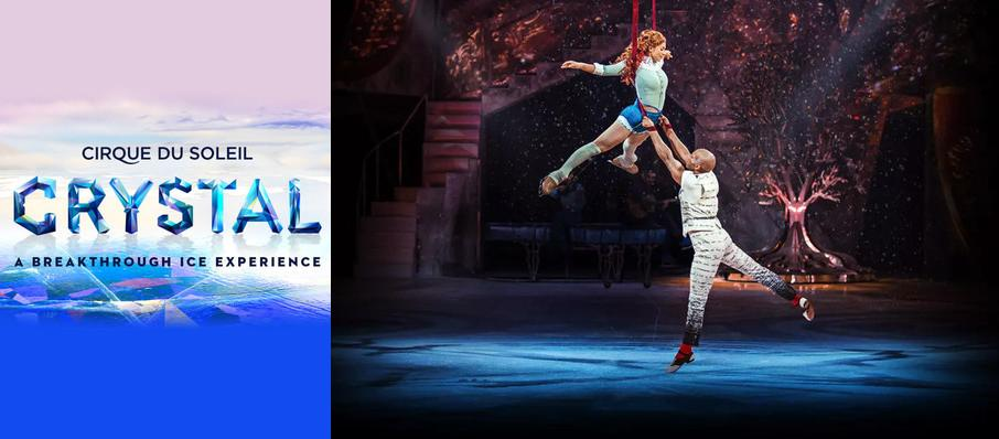 Cirque Du Soleil - Crystal at Amway Center