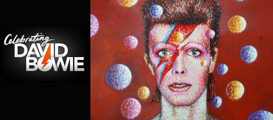 Celebrating David Bowie at Plaza Theatre