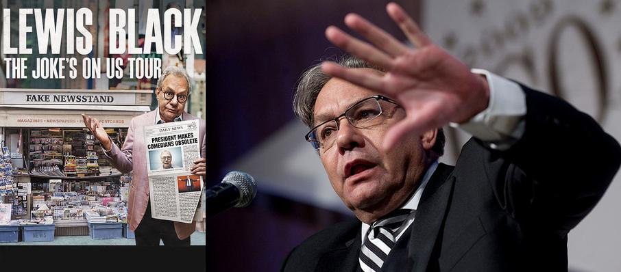 Lewis Black at Walt Disney Theater