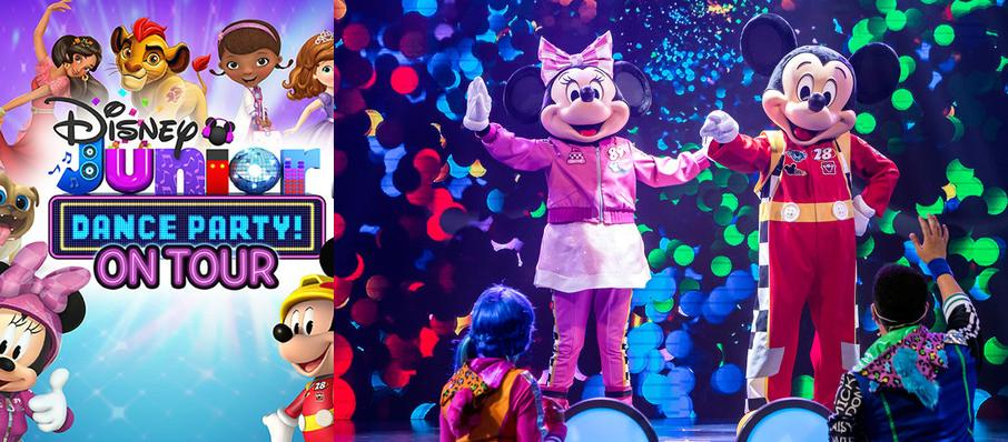 Disney Junior Live: Dance Party at Walt Disney Theater
