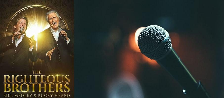 The Righteous Brothers at Walt Disney Theater