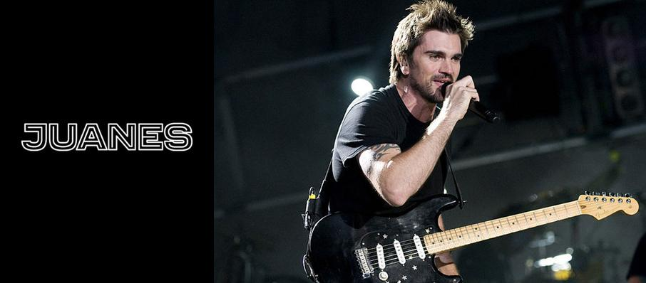 Juanes at Amway Center