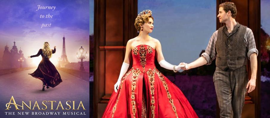 Anastasia at Walt Disney Theater