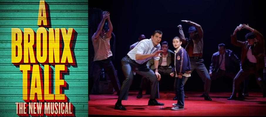A Bronx Tale at Walt Disney Theater