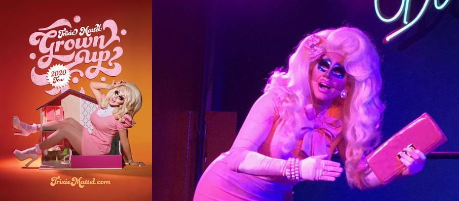 Trixie Mattel at House of Blues