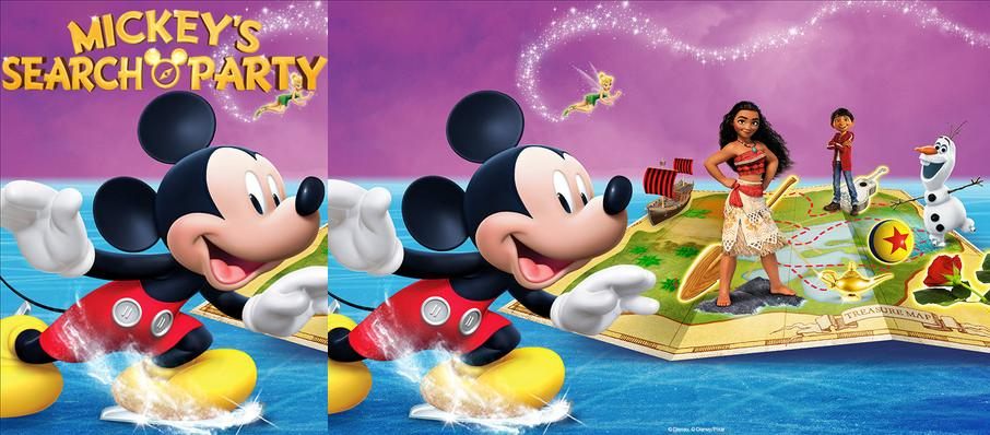 Disney on Ice: Mickey's Search Party at Amway Center