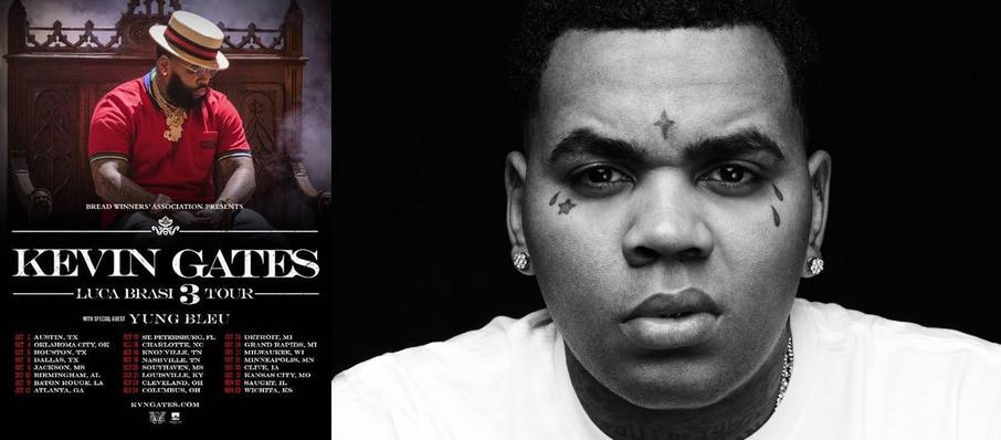 Kevin Gates at Orlando Amphitheater