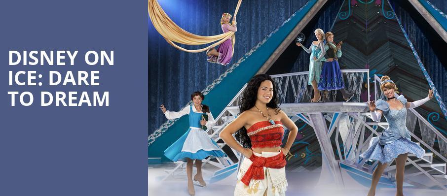 Disney On Ice Dare To Dream Amway