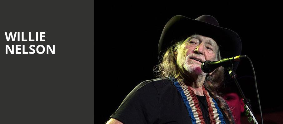 Willie Nelson, Walt Disney Theater, Orlando