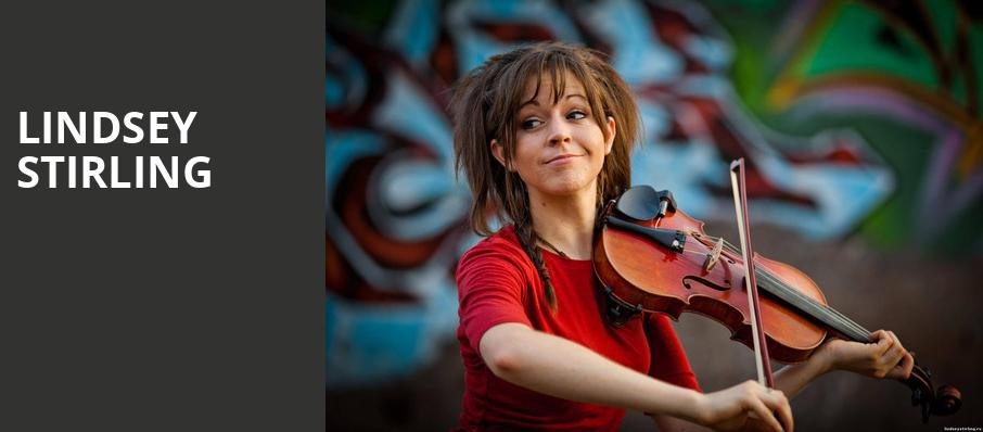 Lindsey Stirling, Bob Carr Theater at Dr Phillips Center, Orlando