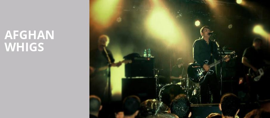 Afghan Whigs, The Social, Orlando