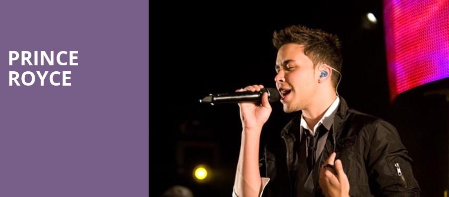 Prince Royce, Amway Center, Orlando
